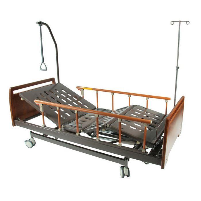 Кровать функциональная c механическим приводом Belberg E-31 (бук)
