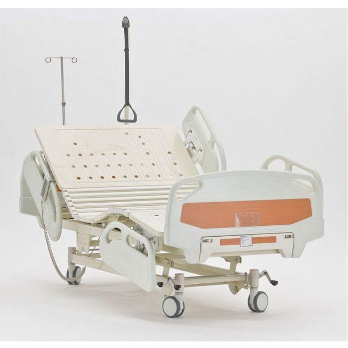 Медицинская кровать функциональная для интенсивной терапии с электроприводом Belberg DB-2 (ММ-74)