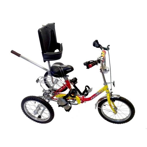 Велосипед для детей с ДЦП реабилитационный Старт 4