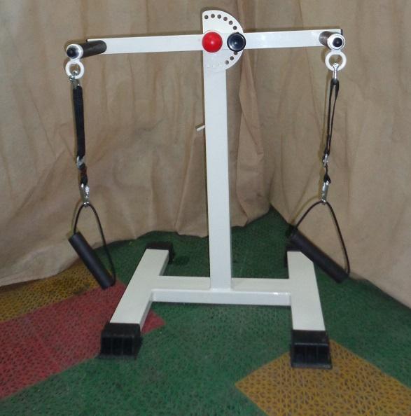 Тренажер для развития опорно-двигательной системы (свободные веса)
