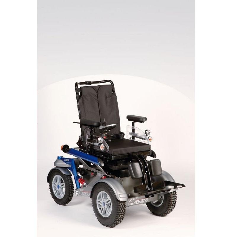 Инвалидная электрическая коляска Otto Bock C2000