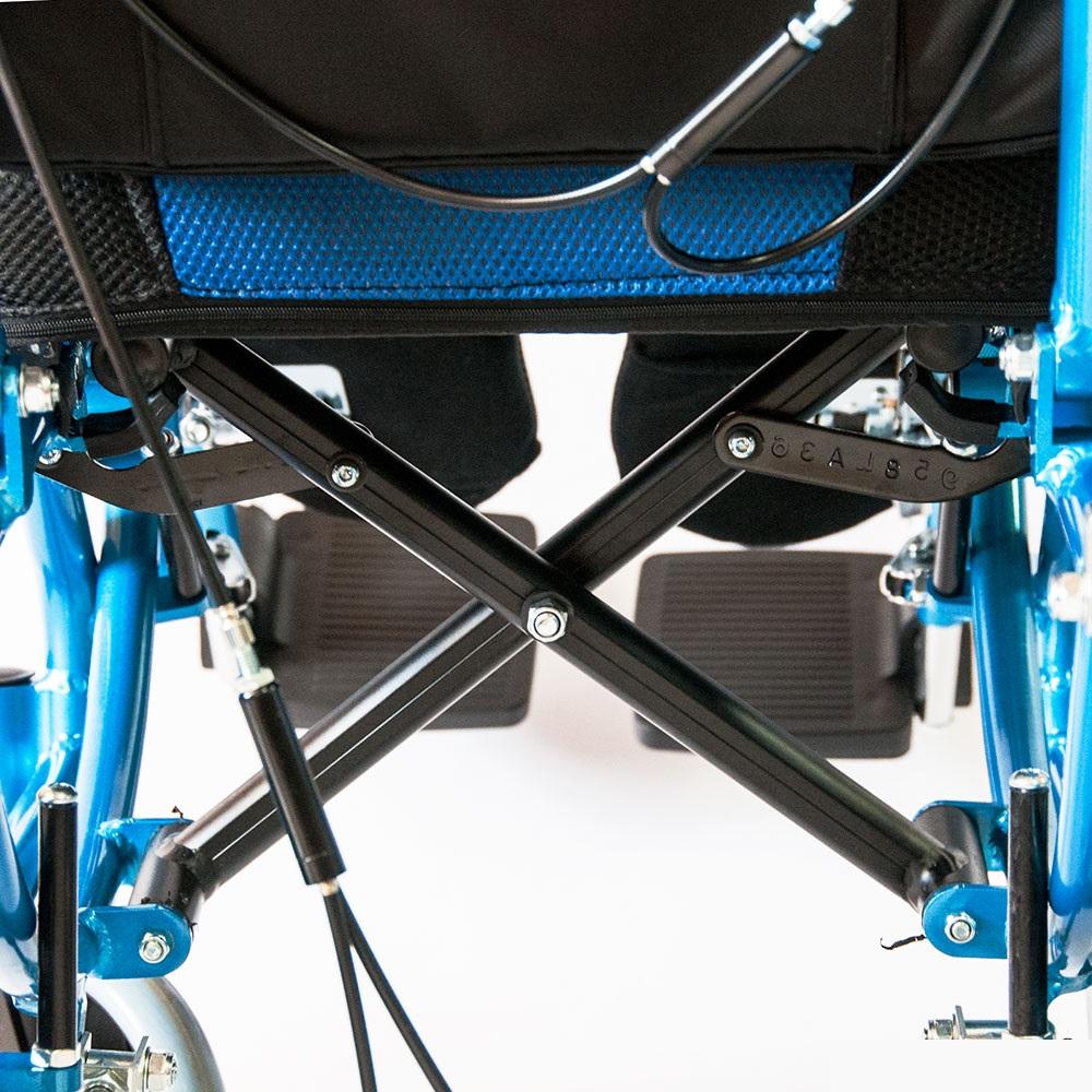 Инвалидная кресло-коляска для детей с ДЦП FS958