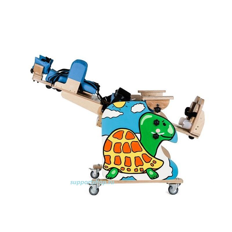 Вертикализатор Дино для детей ДЦП и детей инвалидов (с множеством функций, модель SPEEDY)