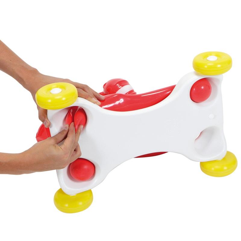 Подставка на колесах для прыгунов