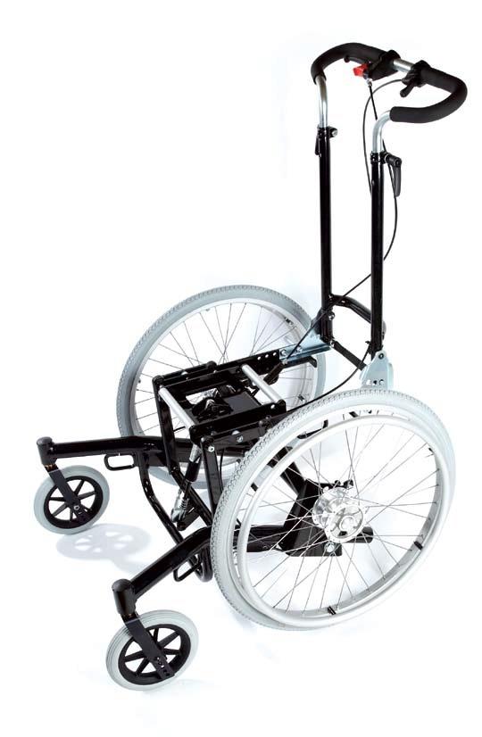 Кресло-коляска для детей с ДЦП Otto Bock Mygo (Майгоу) на шасси тур