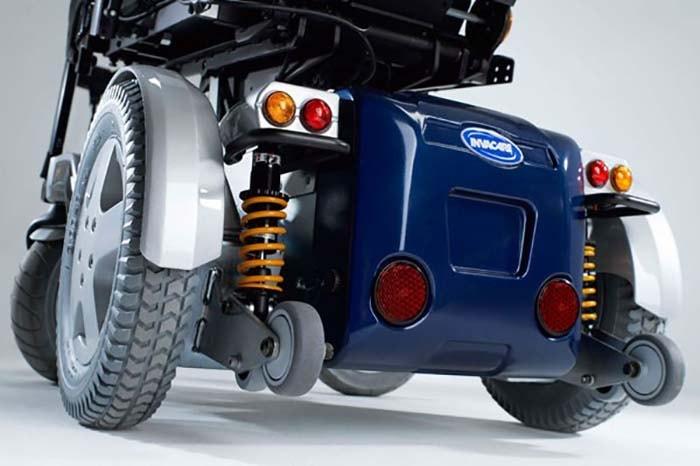 Кресло-коляска электрическая для инвалидов Invacare Storm 4