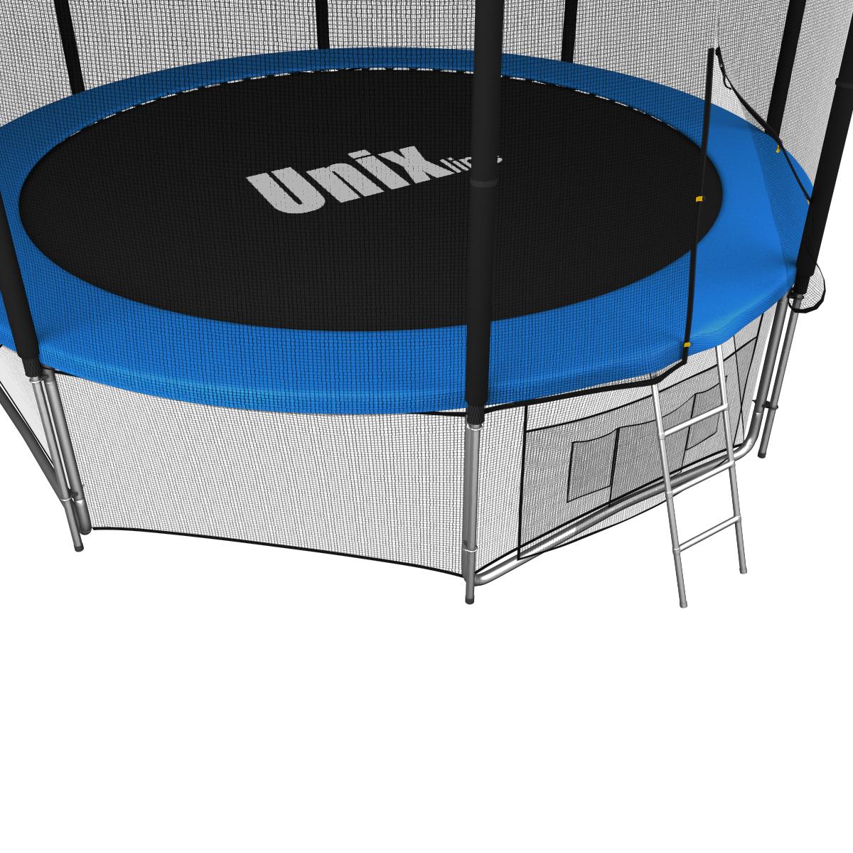 Батут UNIX line Classic 12 ft (outside)