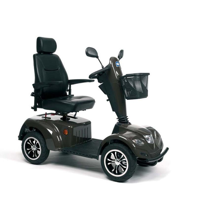 Электрическая инвалидная кресло-коляска (скутер) Vermeiren Carpo 2