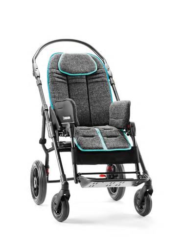 Модульная инвалидная детская кресло-коляска Ormesa BUG