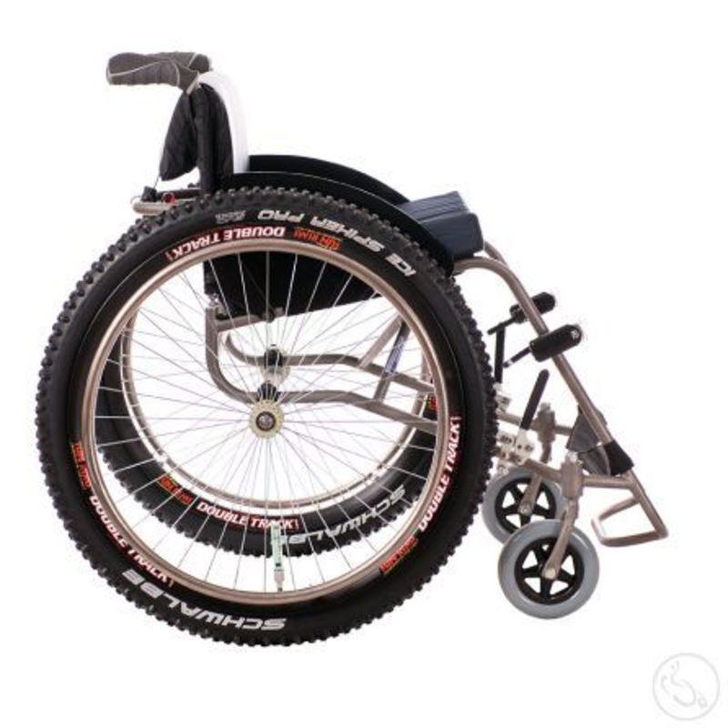 Кресло-коляска активного типа с жёсткой рамой Катаржина Пикник «Экстрим»