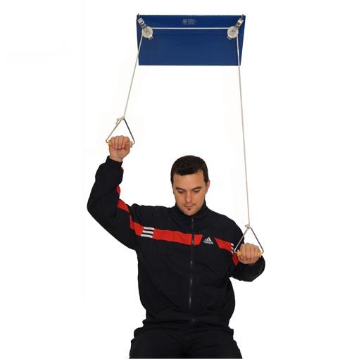 Тренажер для разработки мышц плеча и предплечья