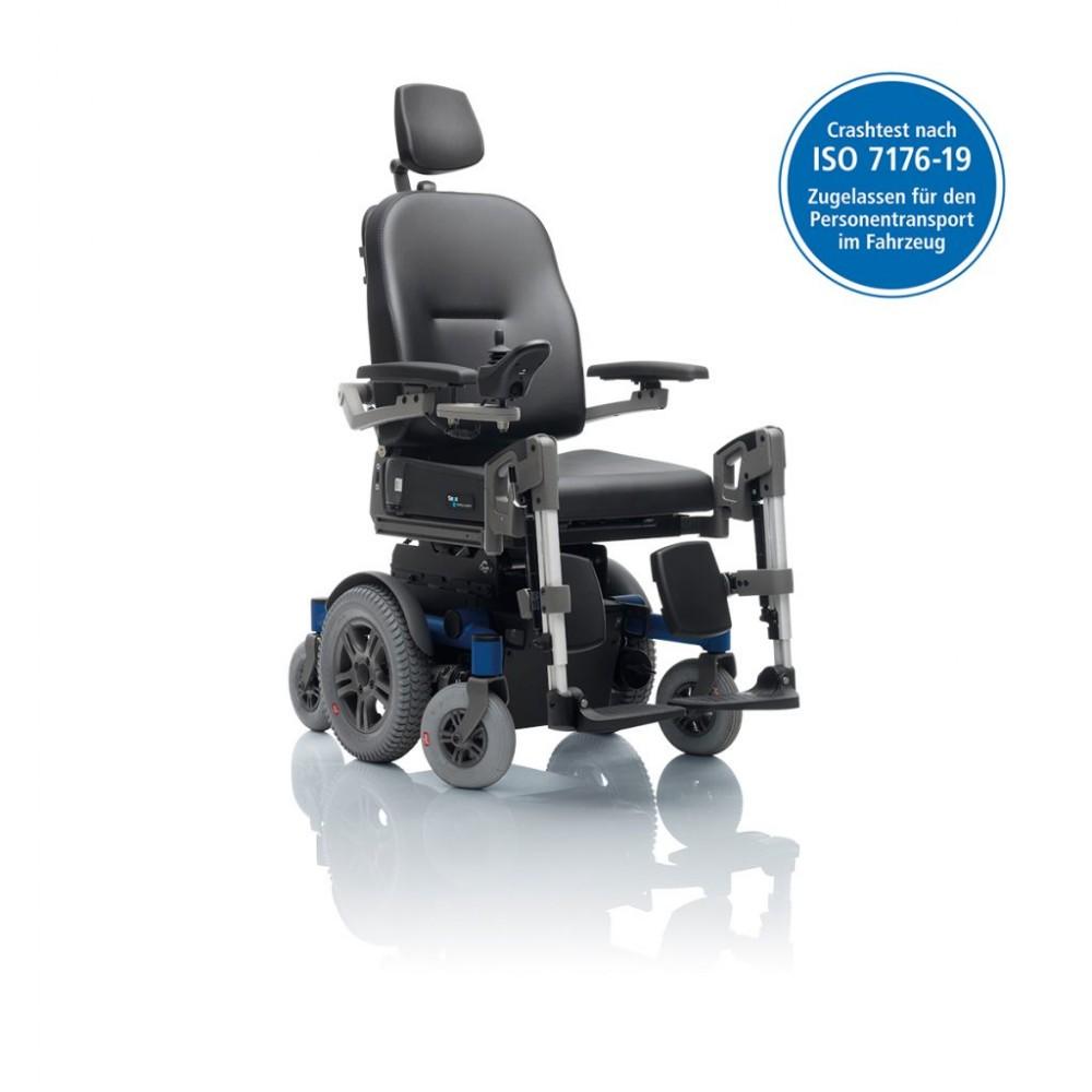 Кресло-коляска с электроприводом Dietz power SANGO Advanced