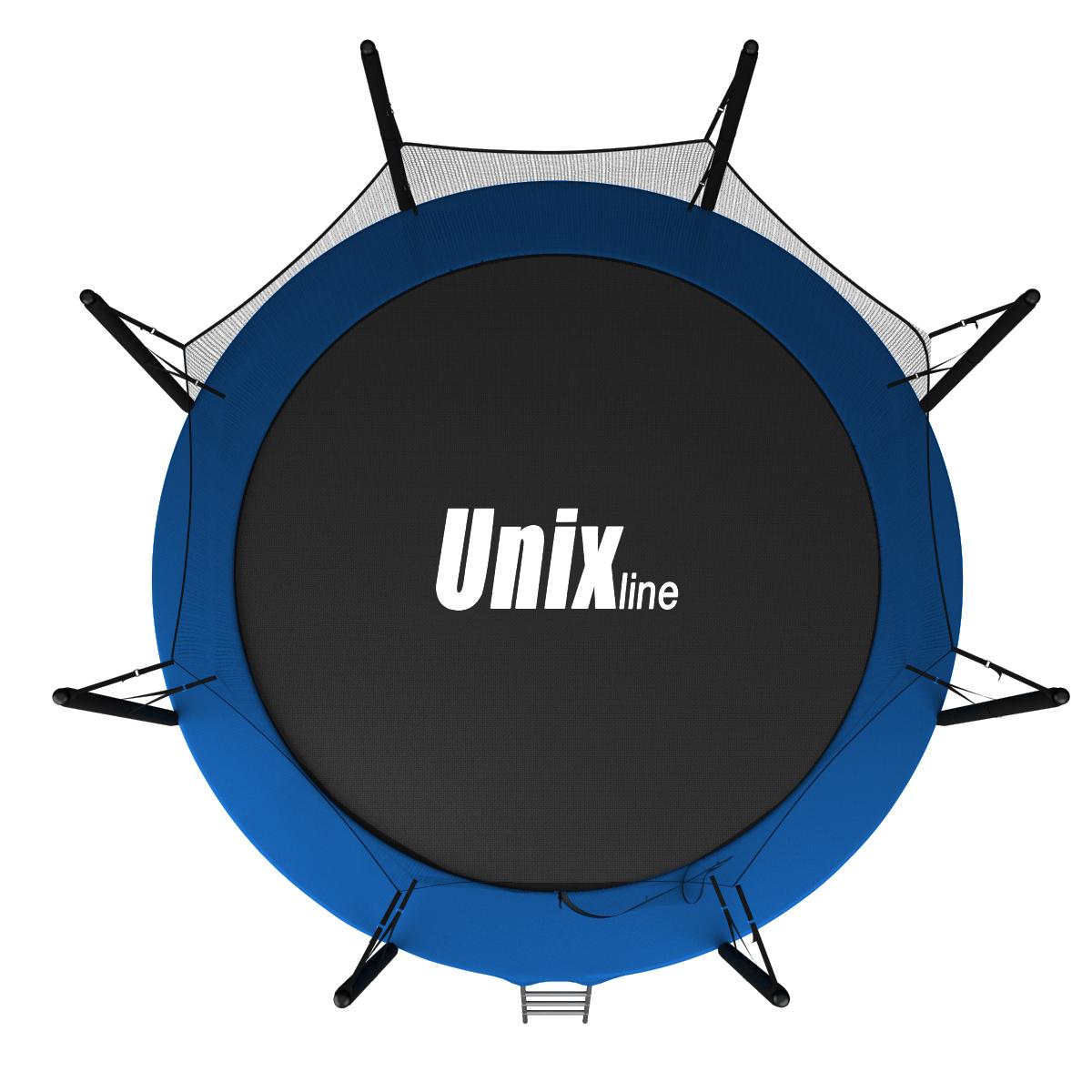 Батут UNIX line Classic 14 ft (outside)
