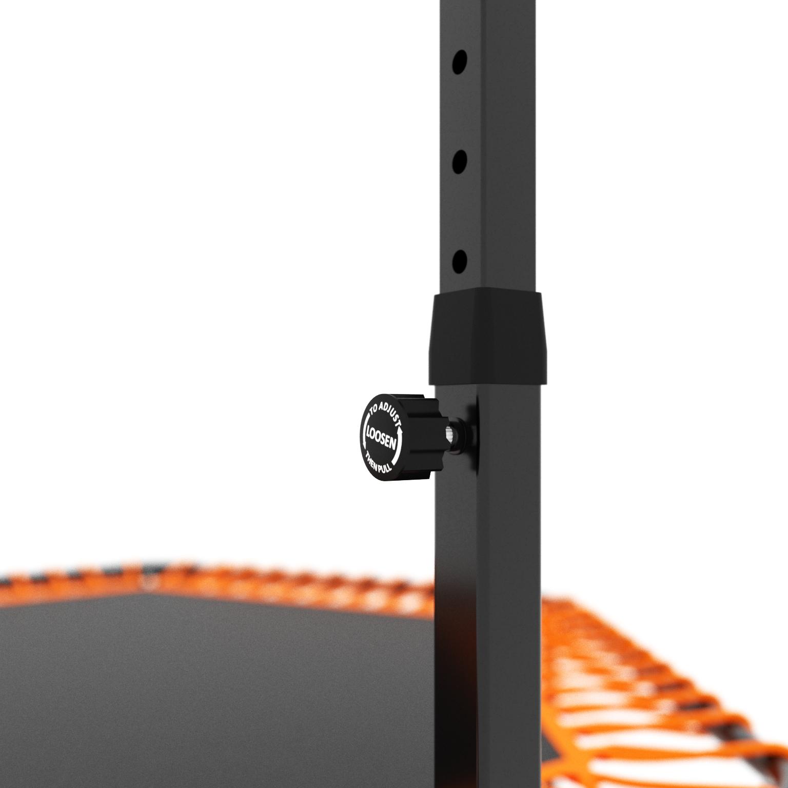 Батут UNIX line 4.3 ft FITNESS (130 cm)