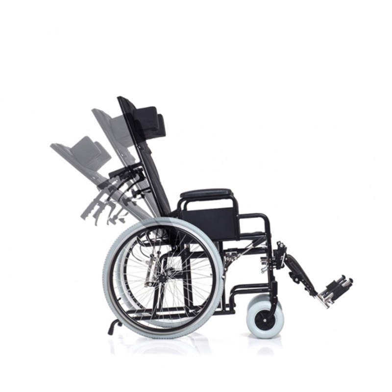 Многофункциональная кресло-коляска ORTONICA BASE 155 с удлинителем спинки
