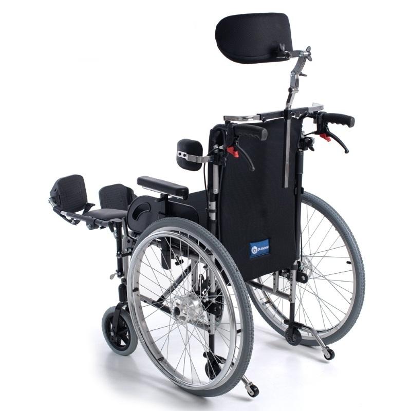 Инвалидная кресло-коляска  Nuova Blandino Palsy