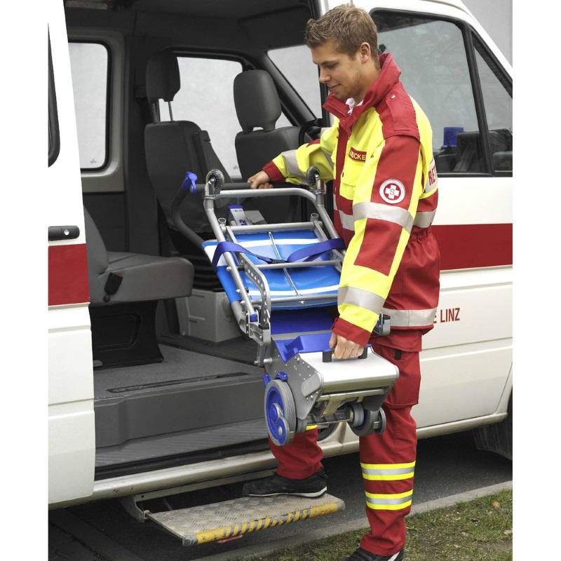 Подъемник мобильный лестничный Sano PT FOLD 160