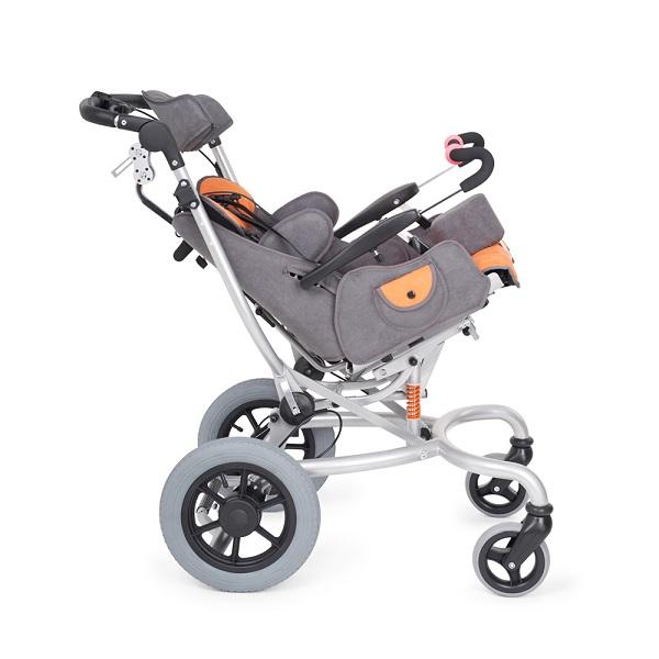 Детская инвалидная кресло-коляска Fumagalli Mitico Simple Fuori (прогулочная)