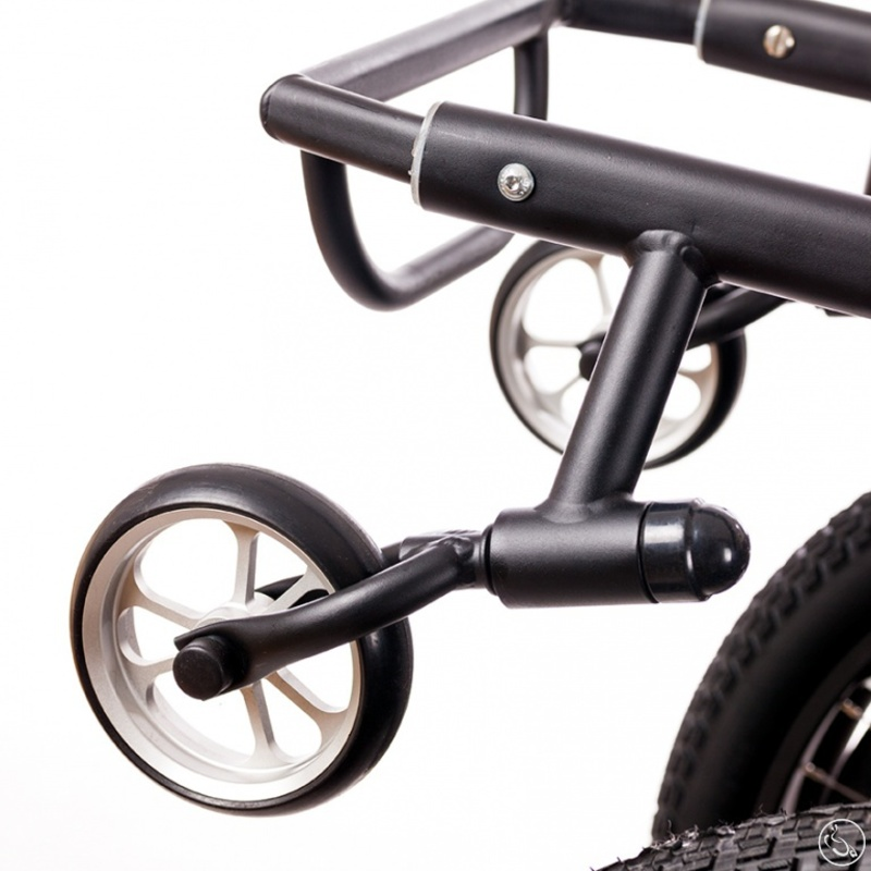 Кресло-коляска активного типа с жёсткой рамой Катаржина Патриот