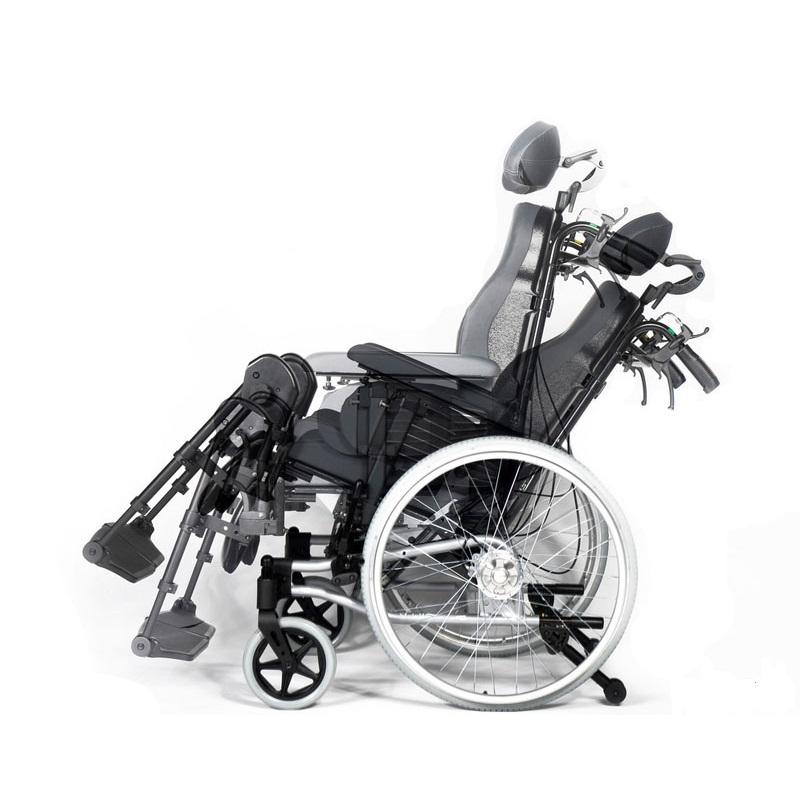 Многофункциональная инвалидная кресло-коляска BREEZY Relax 2 LY-250-0690