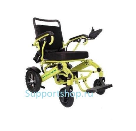 Инвалидная кресло-коляска с электроприводом Compact 35