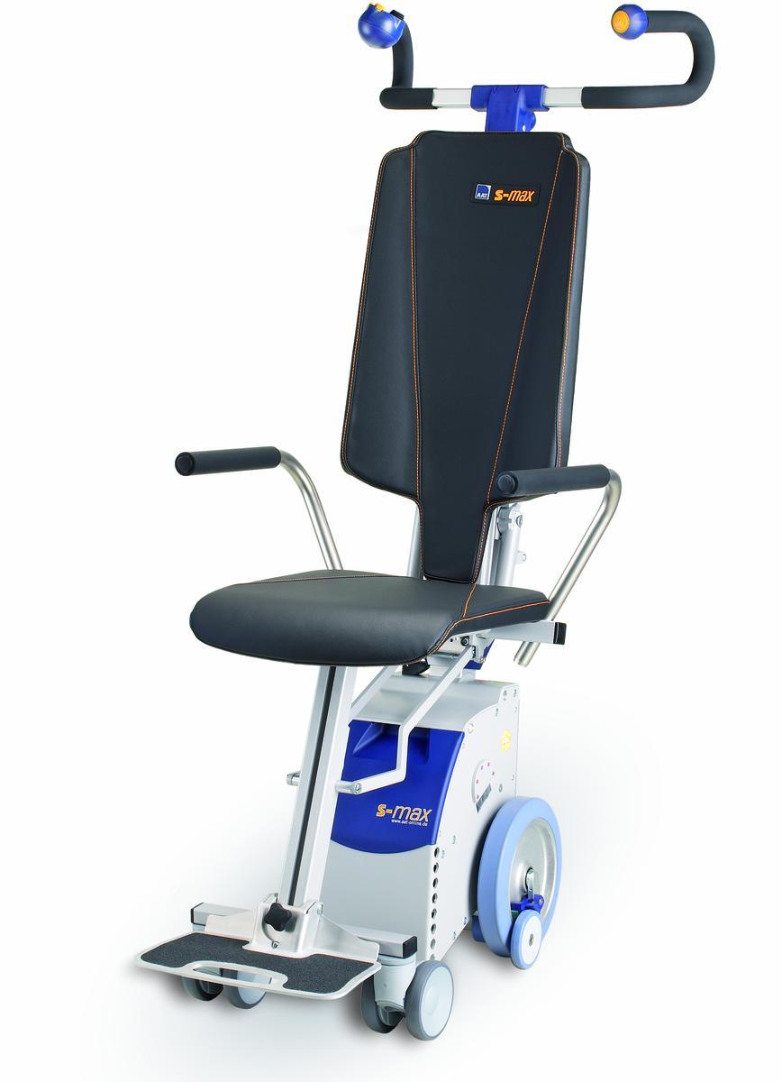 Ступенькоход с интегрированным сиденьем s-max Sella D160