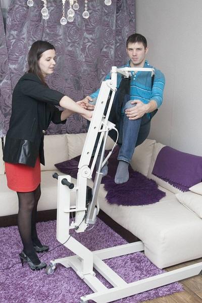 Электрический подъемник для инвалидов MINIK