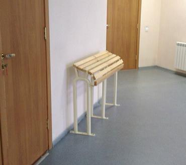 Скамья для инвалидов