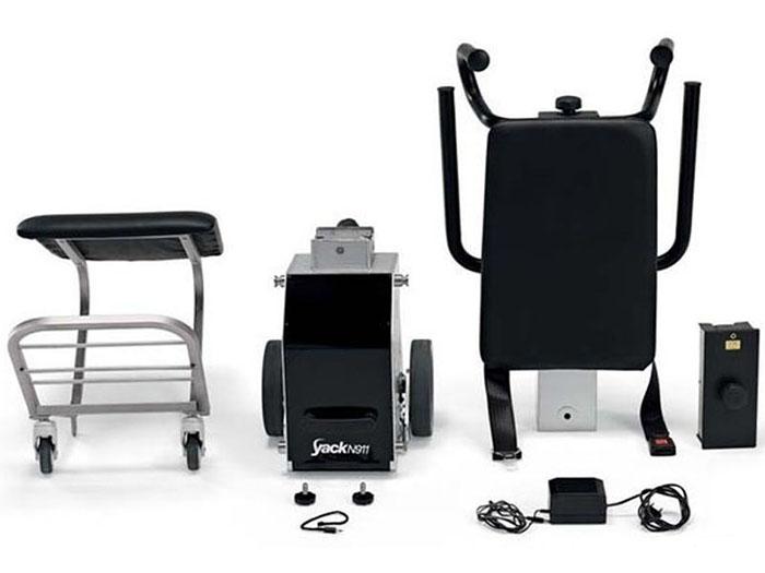 Устройство для подъема и перемещения инвалидов гусеничное LY-TS-911