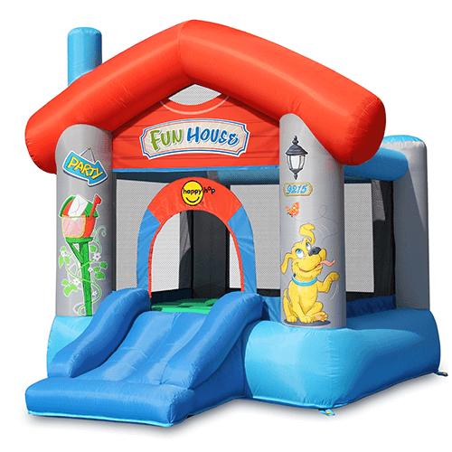 Детский надувной Батут Дом веселья HAPPY HOP 9215