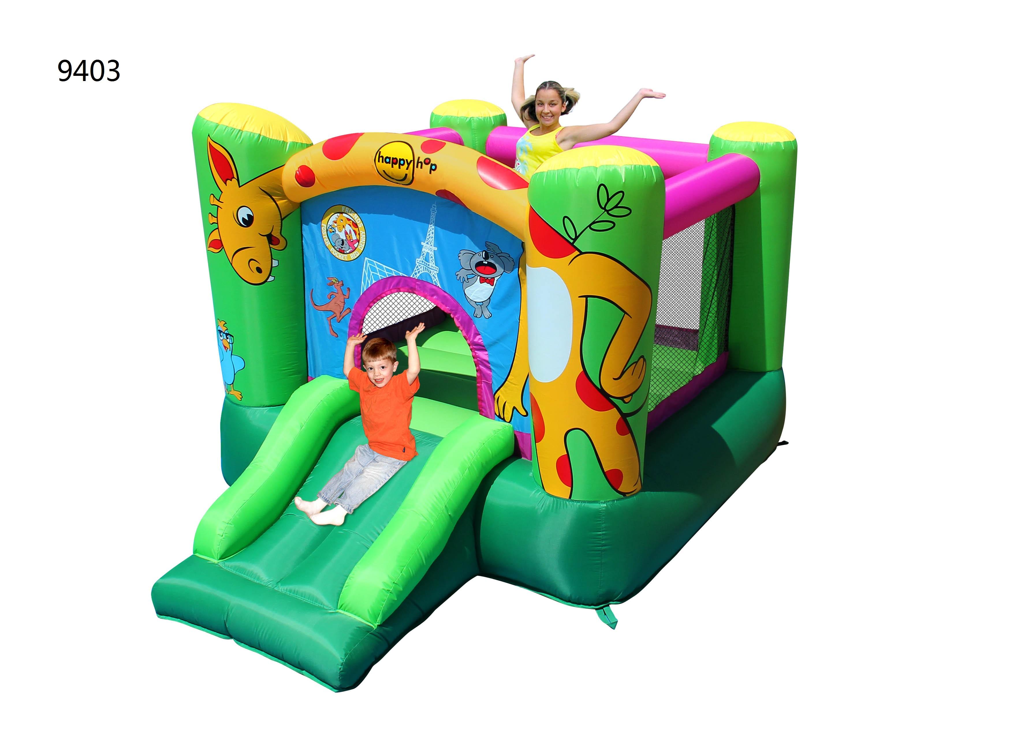 Детский надувной Батут HAPPY HOP «Австралия» 9403