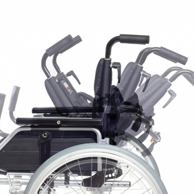 Инвалидная кресло-коляска Ortonica Trend 10 R