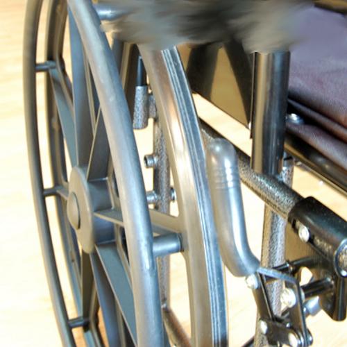 Инвалидная коляска регулируемая по ширине Модель 511A-51