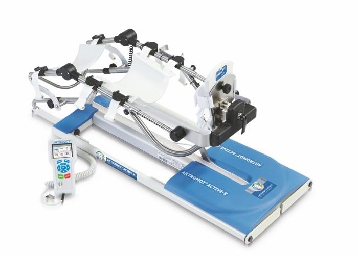 Аппарат для пассивной разработки суставов ARTROMOT ACTIVE-K