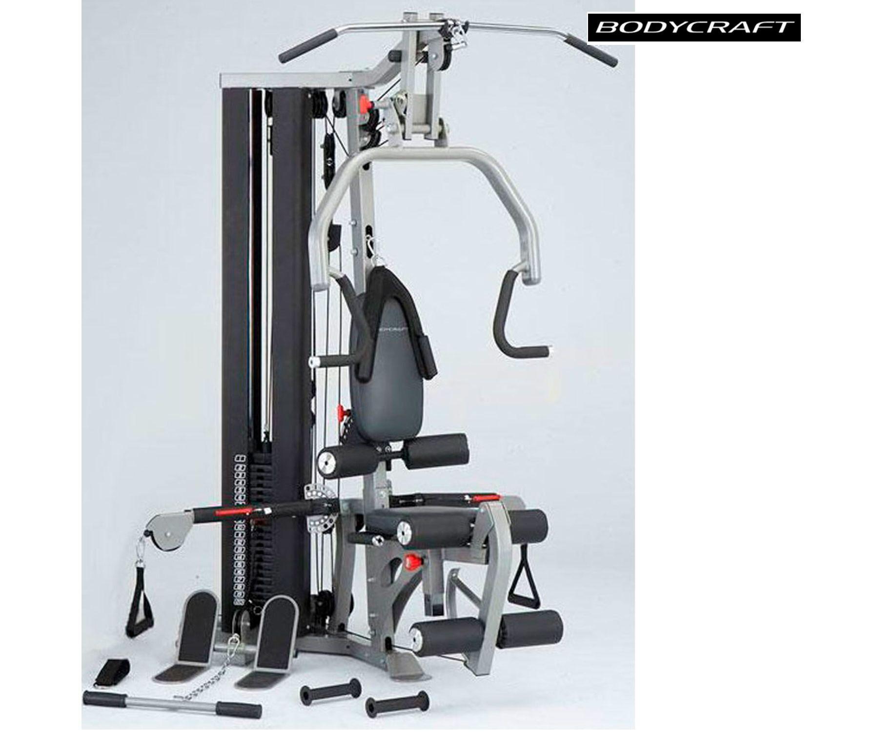Силовой комплекс Body Craft GX Gym (6881C) ( 3 короба плюс 3 груза)