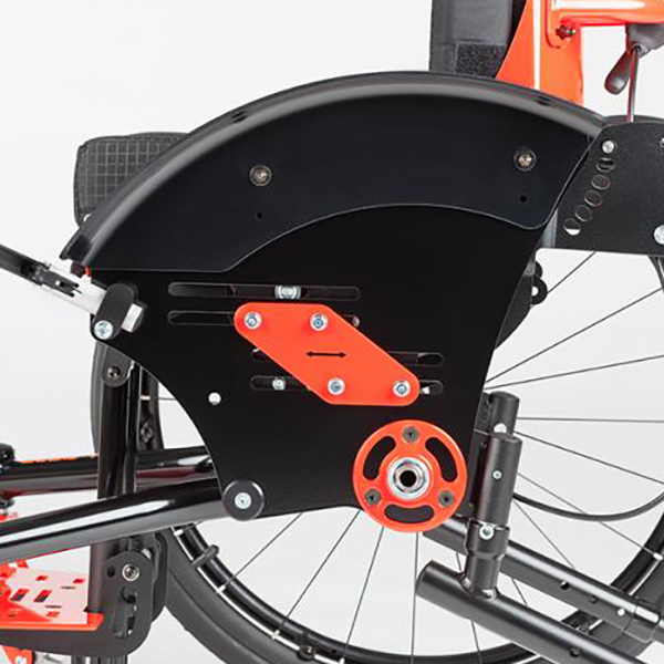 Активная инвалидная коляска для детей HOGGI CLEO