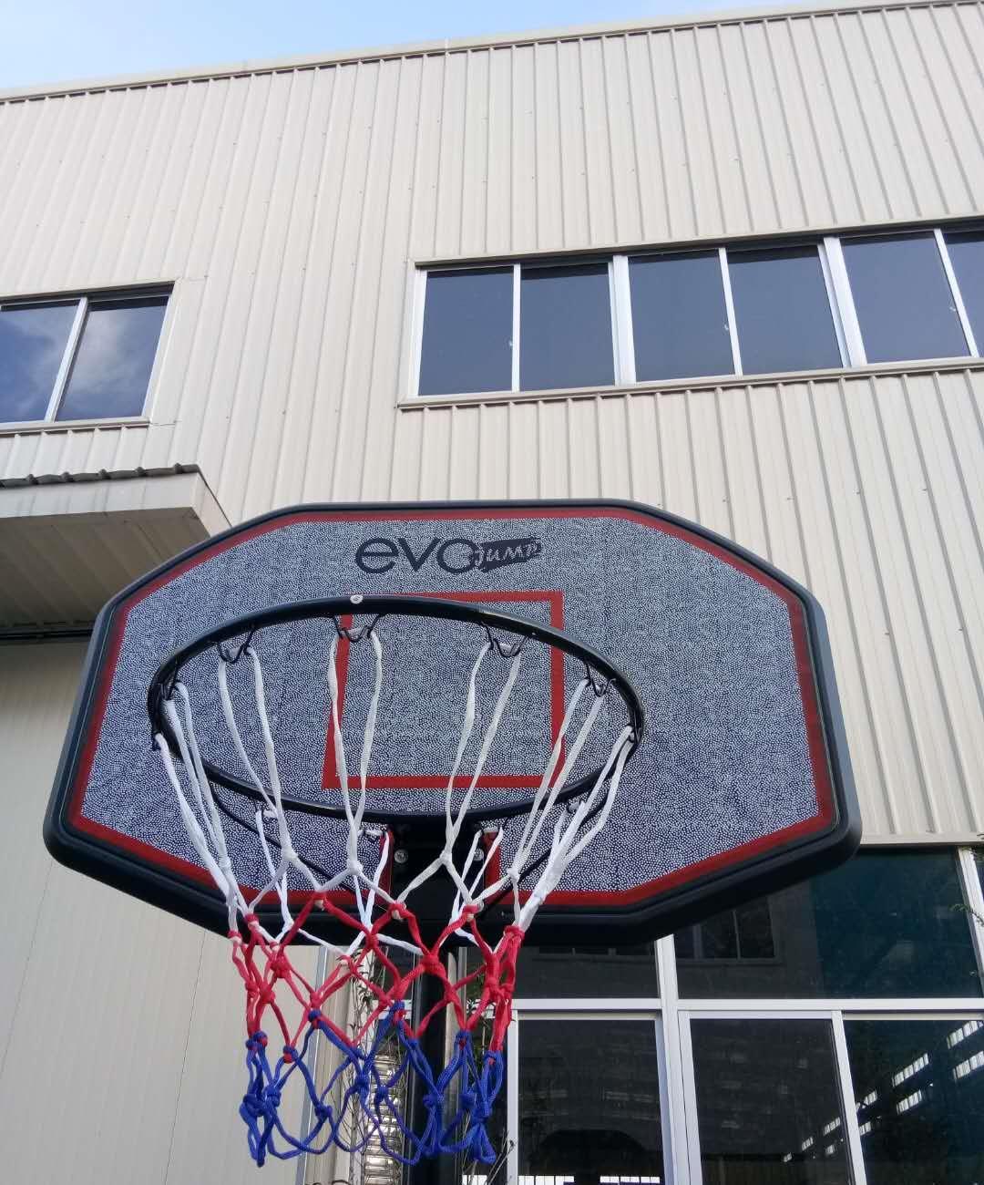 Мобильная баскетбольная стойка EVO JUMP CD-B001
