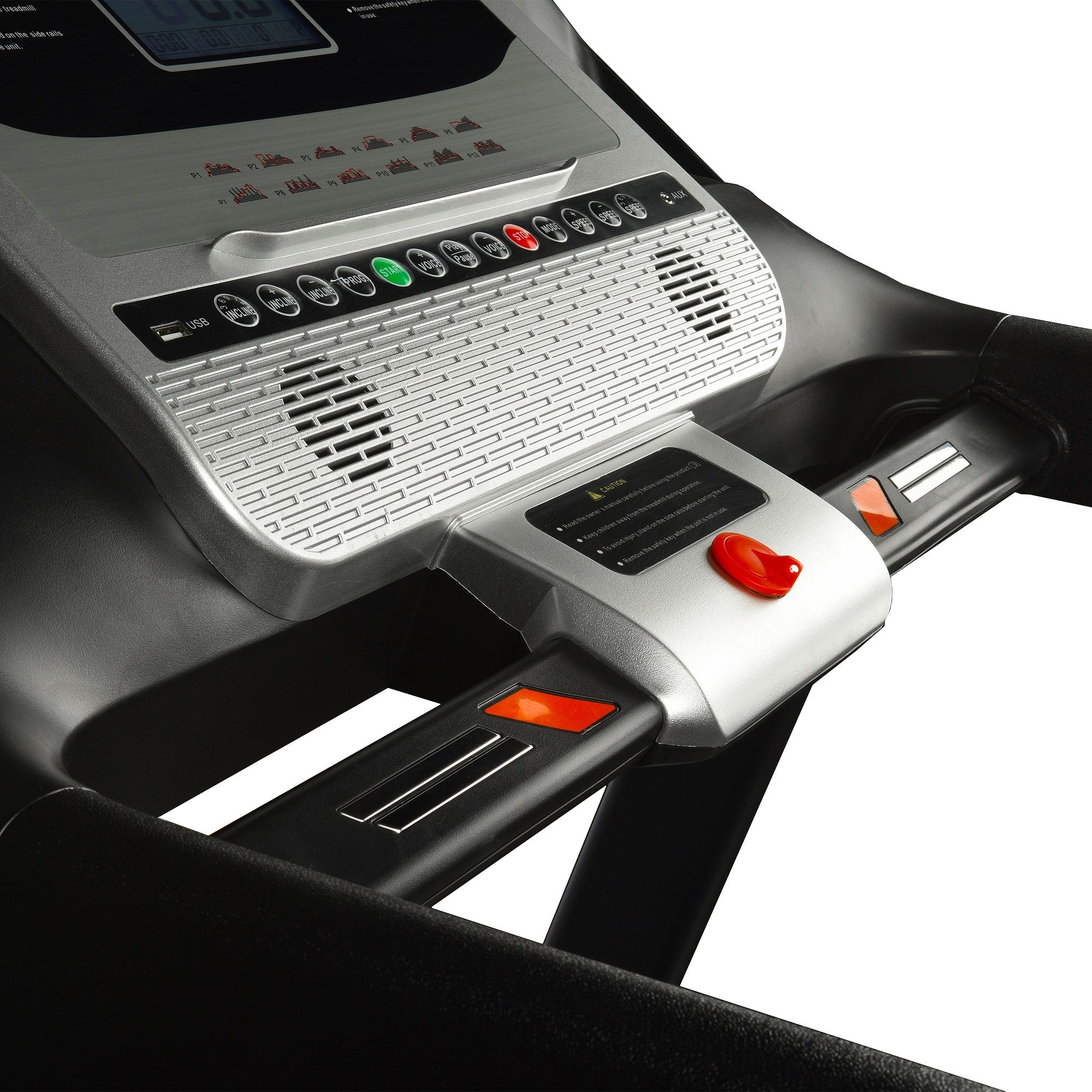 Электрическая беговая дорожка для дома EVO FITNESS Titan II