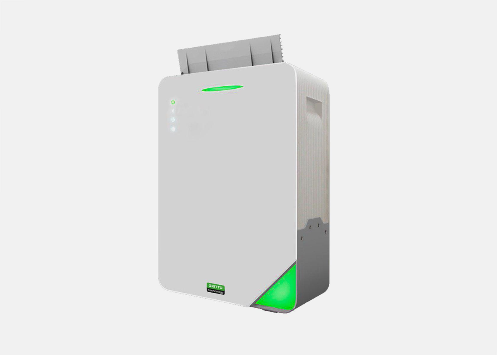 Рециркулятор-очиститель воздуха бактерицидный GRITTO V6