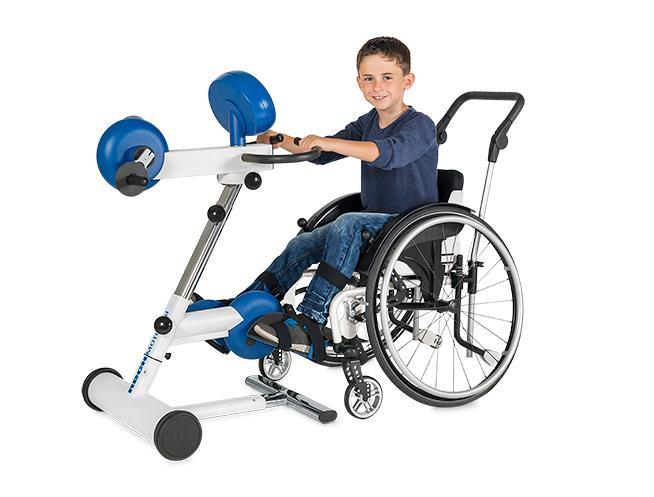 Детский тренажер для активно-пассивной механотерапии рук и ног MOTOmed gracile12