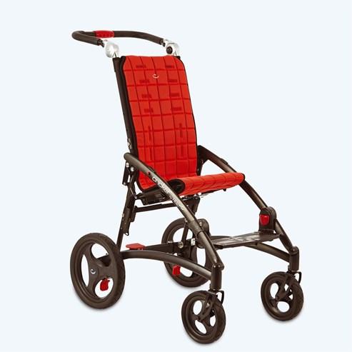 Детская инвалидная кресло-коляска Cricket  R82 (Серваль)