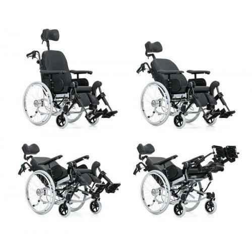 Кресло-коляска с множеством функций Invacare Rea Clematis
