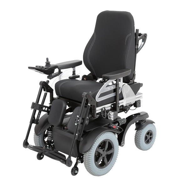 Инвалидная коляска с электроприводом Juvo B6