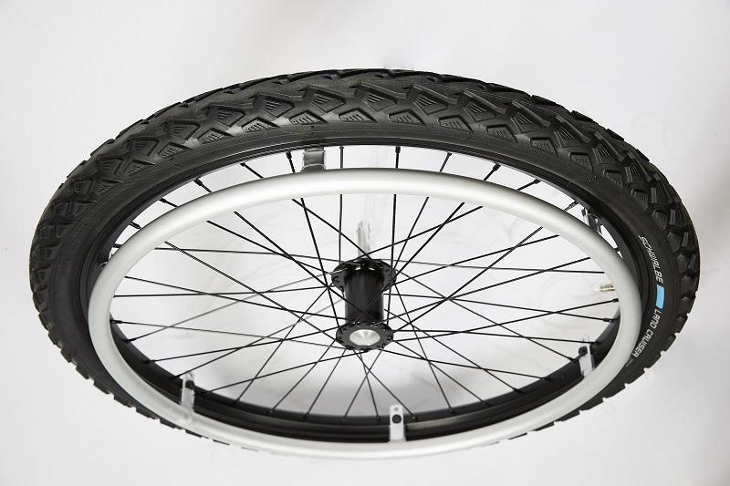 Колесо для инвалидной коляски Mountain Bike