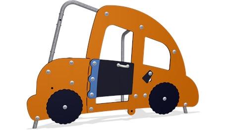 Игровой элемент Автомобиль для развития тактильных навыков