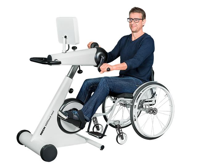 Тренажер для активно-пассивной механотерапии верхних и нижних конечностей MOTOmed muvi