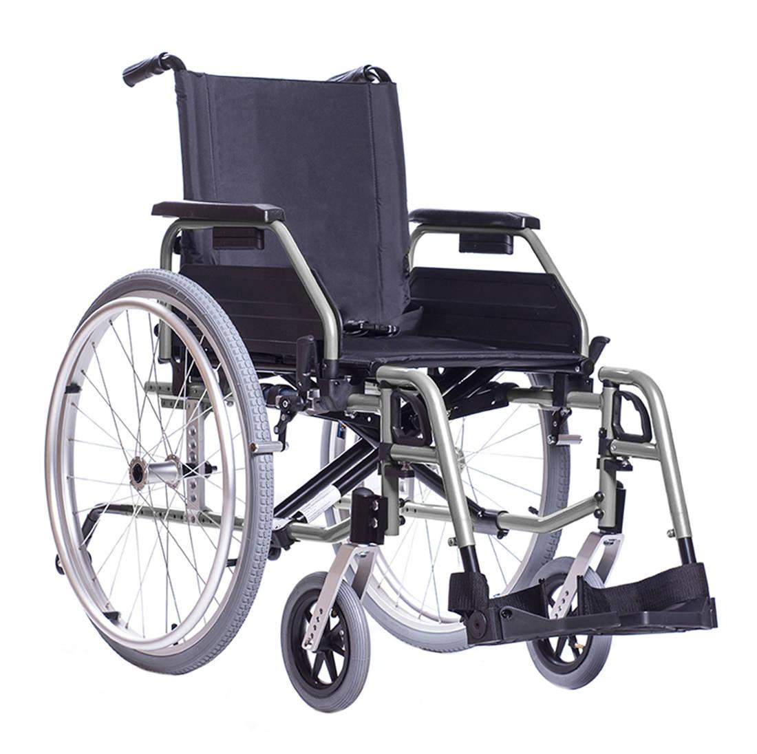 Кресло-коляска с ручным приводом N Line 29