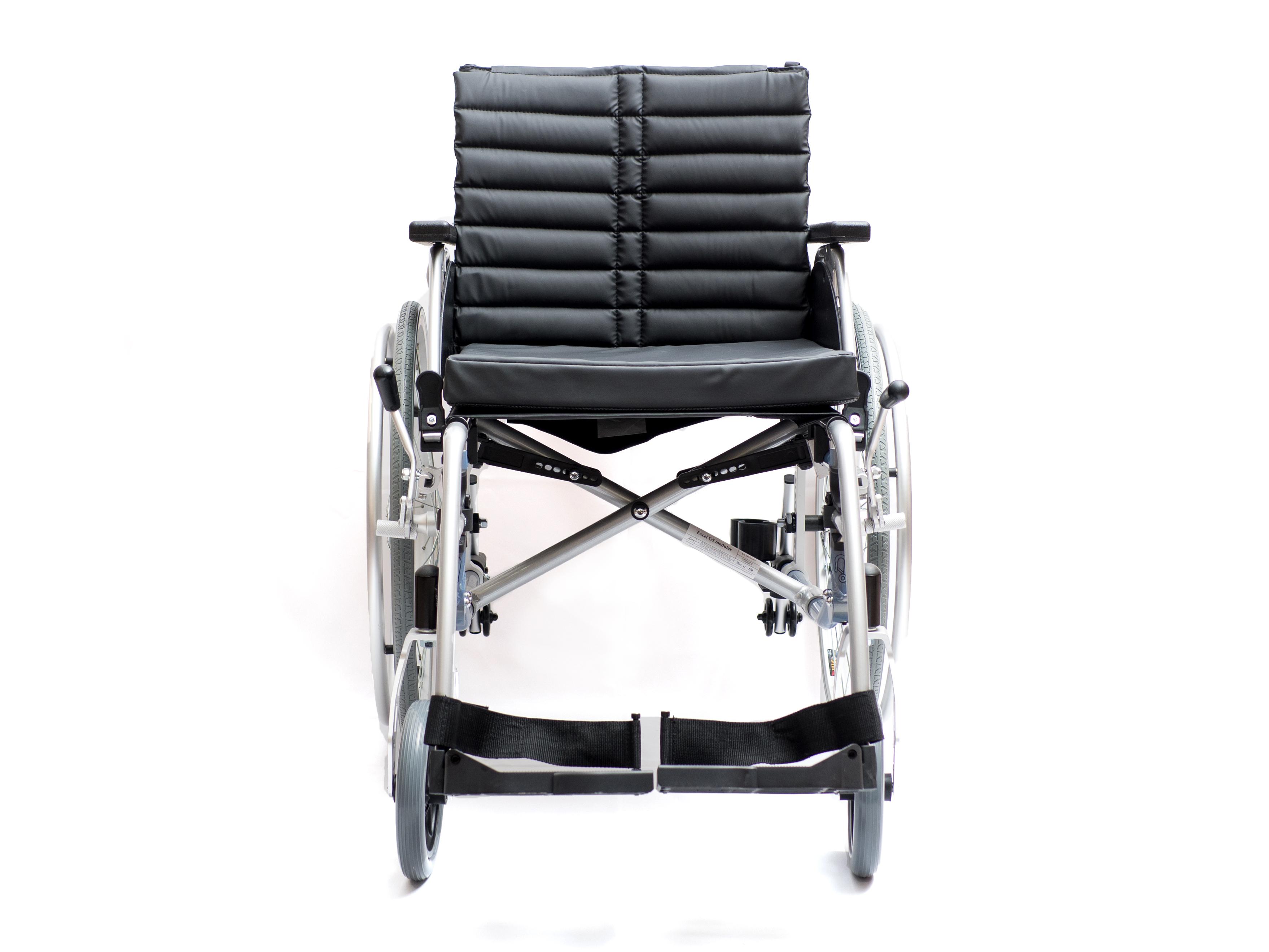 Кресло-коляска с приводом для управления одной рукой Excel G5 modular