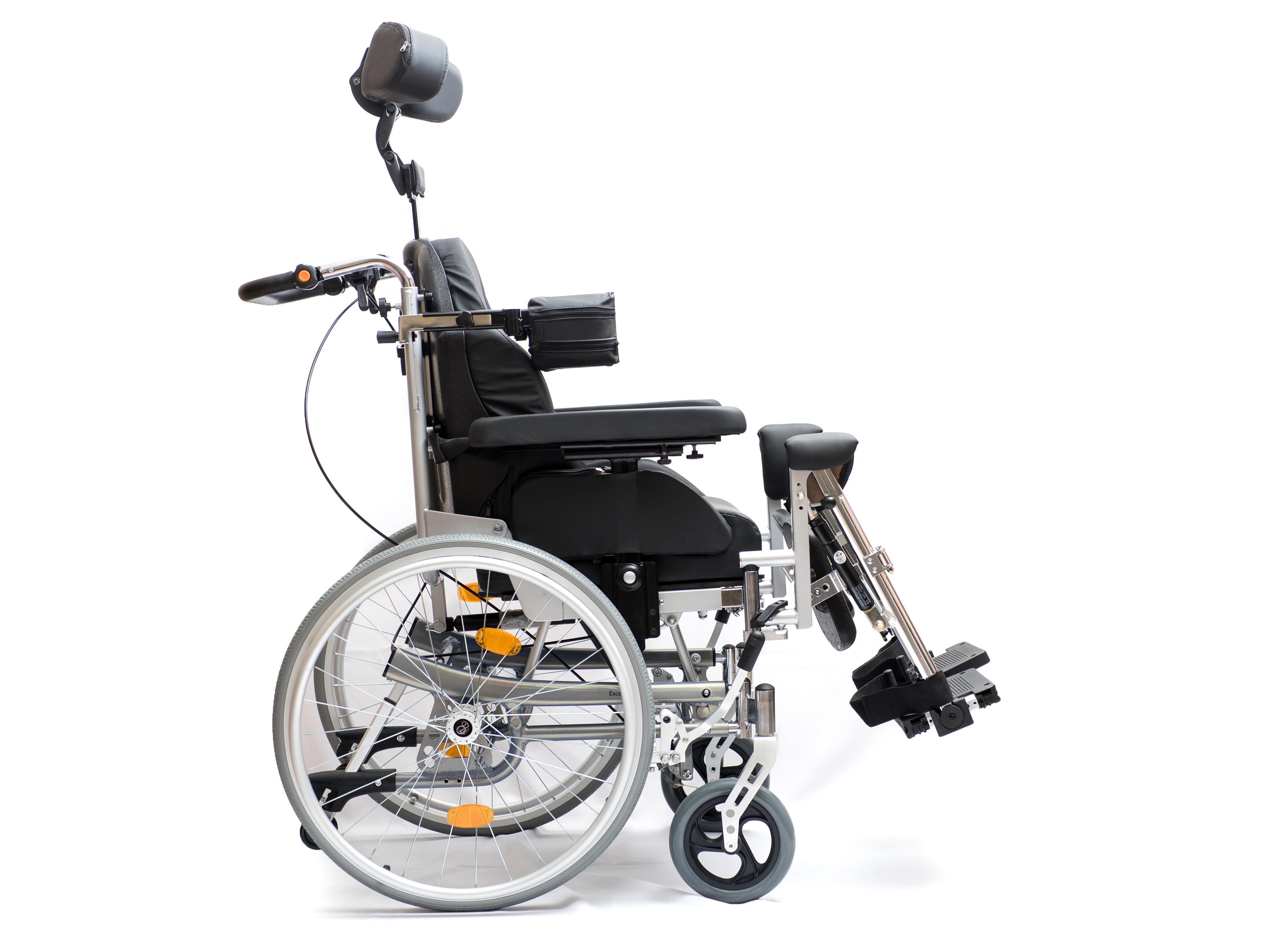 Кресло-коляска с ручным приводом Excel G7