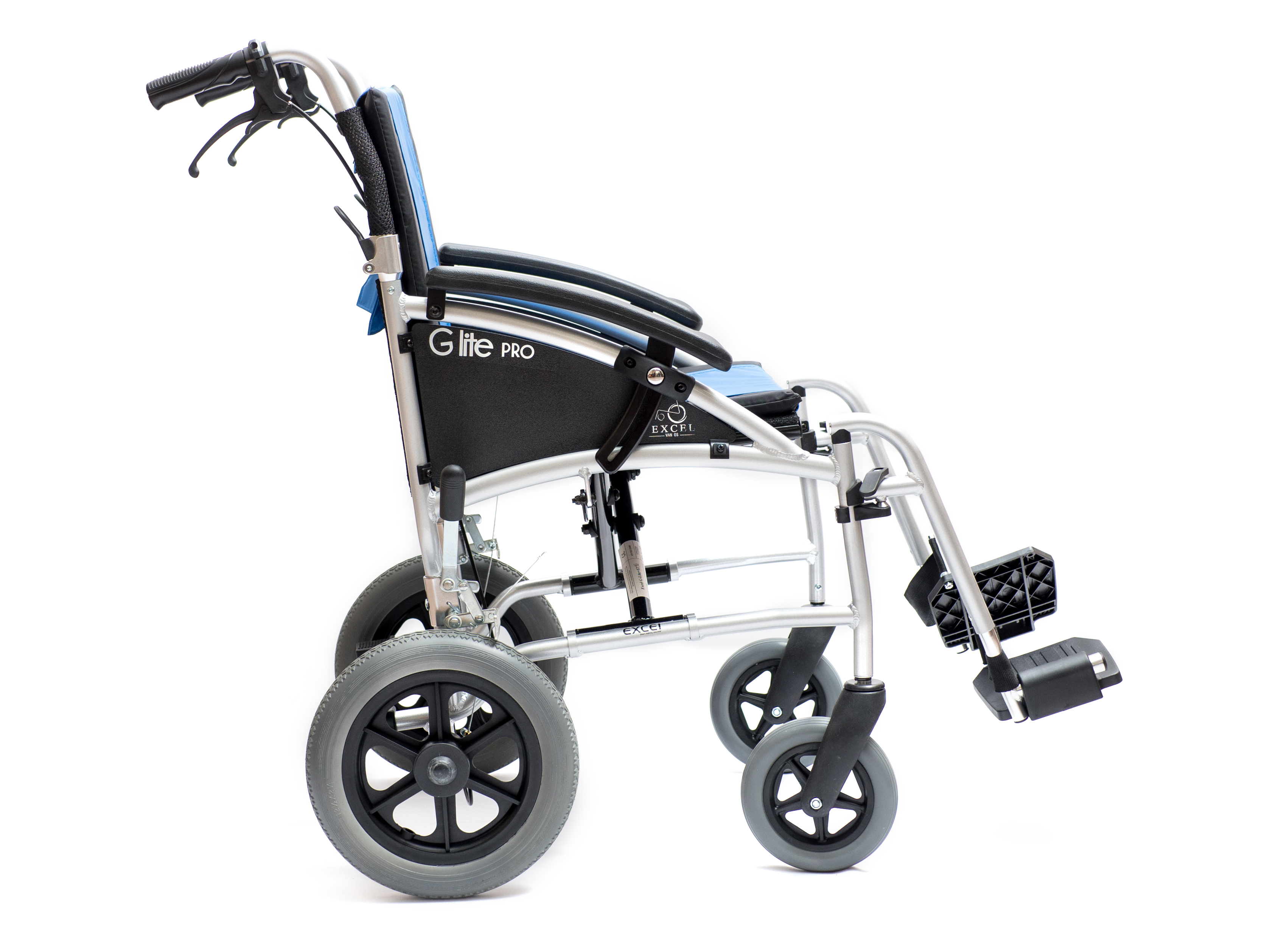 Облегчённая кресло-коляска пассивного типа Excel G-Lite+ 12.5